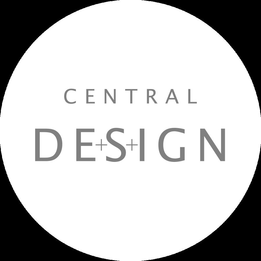 Central Design logotipo